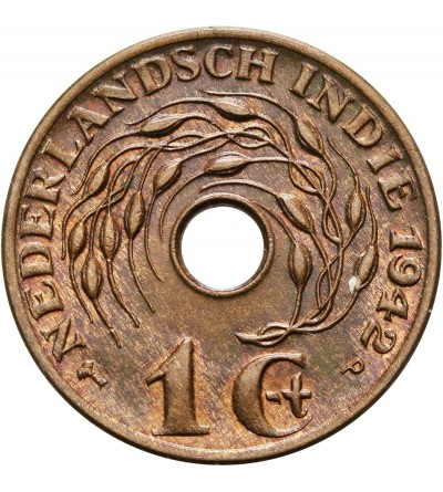 Netherlands East Indies Cent 1942 P