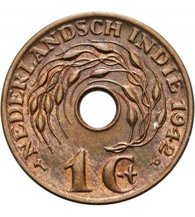 Wschodnie Indie Holenderskie 1 cent 1942 P