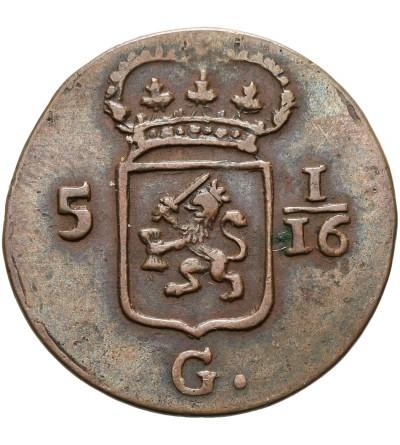Netherlands East Indies Duit 1808, Batavian Republic