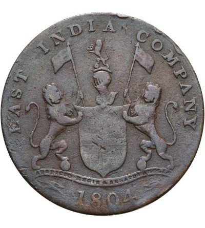 Wschodnie Indie Holenderskie 4 Keping AH 1219 / 1804 AD, East India Company