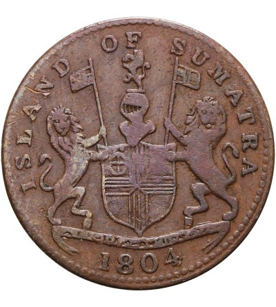 Netherlands East Indies Keping AH 1247 / 1804 AD, Sumatra (Singapore Merchants)