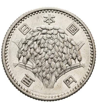 Japonia 100 yen 1966