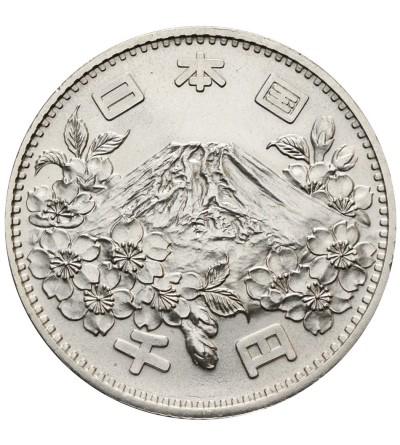 Japan 1000 Yen 1964