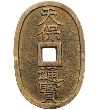 Japonia 100 Mon bez daty (1835-1870) Tempo