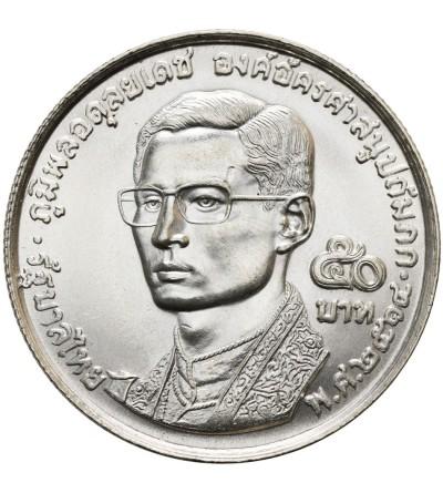 Tajlandia 50 Baht 1971