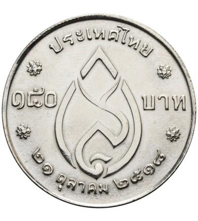 Tajlandia 150 Baht BE 2518 / 1975 AD