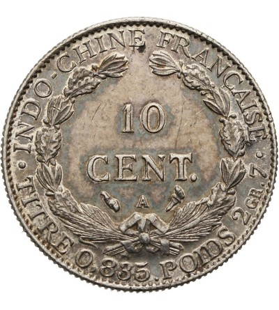 Indochiny Francuskie 10 centów 1901 A