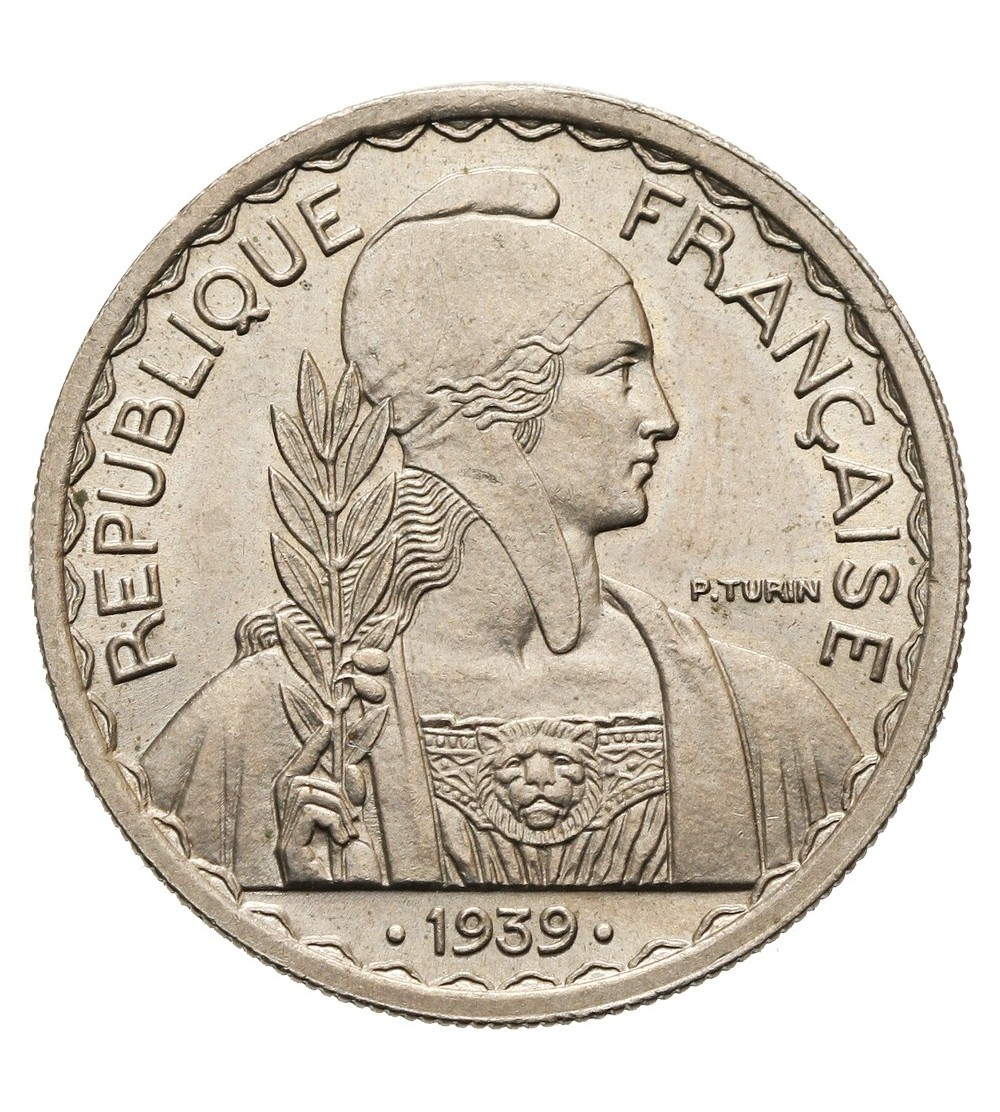 French Indo-China 10 Cents 1939