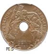 French Indo-China Cent 1917 A - PCGS MS 65 BN