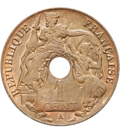 Indochiny Francuskie 1 cent 1919 A
