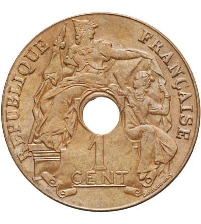 Indochiny Francuskie 1 cent 1920 A