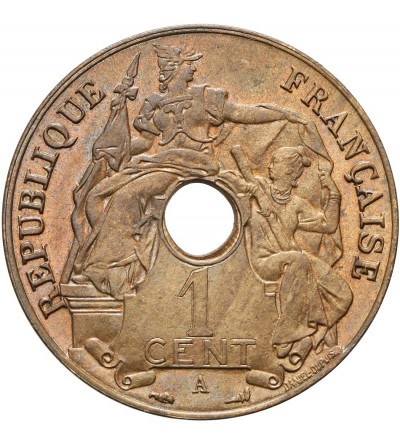 Indochiny Francuskie 1 cent 1926 A