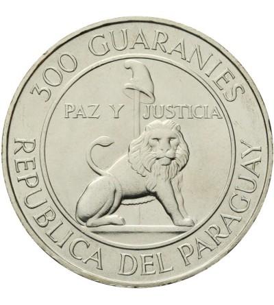 Paragwaj 300 guaranies 1973