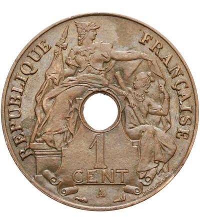 Indochiny Francuskie 1 cent 1930 A
