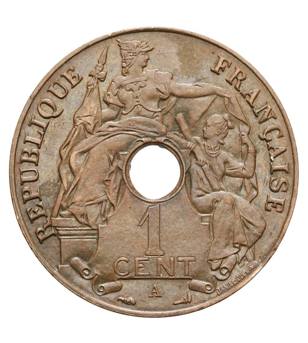 French Indo-China Cent 1930 A