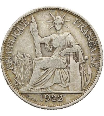 Indochiny Francuskie 20 centów 1922 A