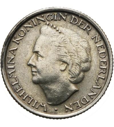 Curacao 1/10 guldena 1948,