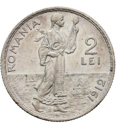 Rumunia 2 lei 1912