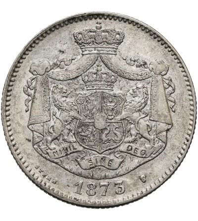 Rumunia 2 lei 1873