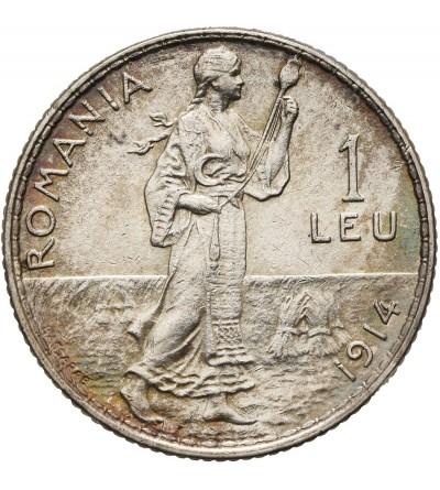 Rumunia 1 leu 1914