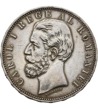 Romania 5 Lei 1883 B