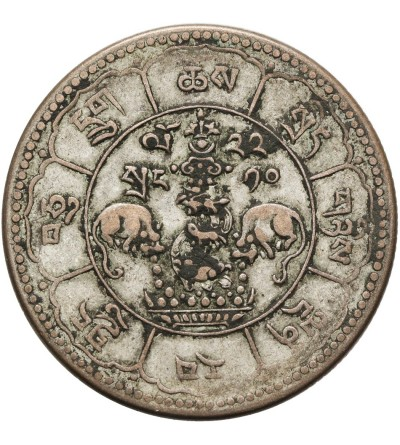 Tybet 10 srang 1948