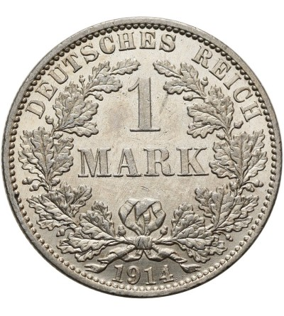 Niemcy. Cesarstwo. 1 marka 1914 A