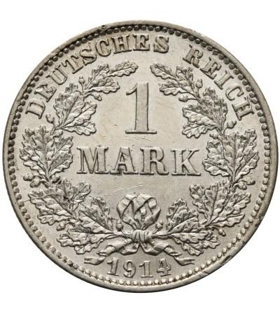 Niemcy. Cesarstwo. 1 marka 1914 E