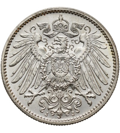 Niemcy. Cesarstwo. 1 marka 1915 J