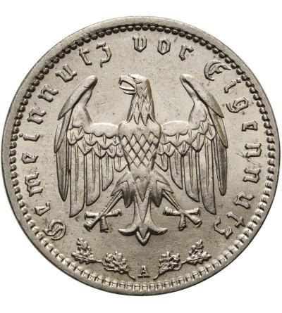 Niemcy 1 marka 1935 A