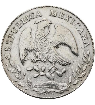 Mexico 8 Reales 1878 Pi MH