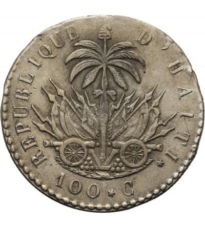 Haiti 100 Centimes AN 26 (1829)