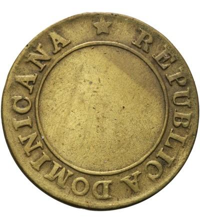 Dominikana 1/4 reala 1848