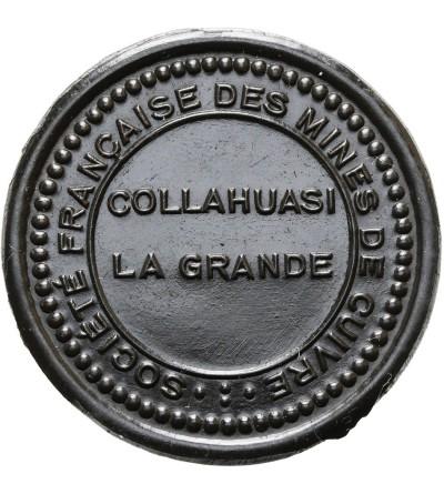 Chile Token 50 Centavos ND (Ca. 1912), Collahuasi mine