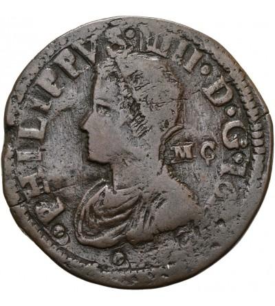 Neapol i Sycylia Publicca (3 Tornesi) 1622? MC
