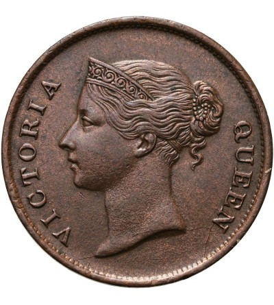 Malaje - Straits Settlements 1 cent 1862