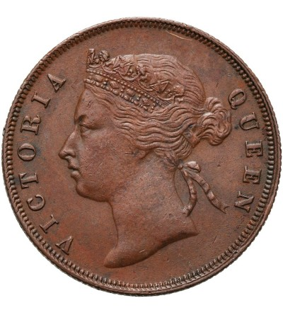 Straits Settlements Cent 1897