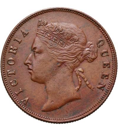 Malaje - Straits Settlements 1 cent 1901