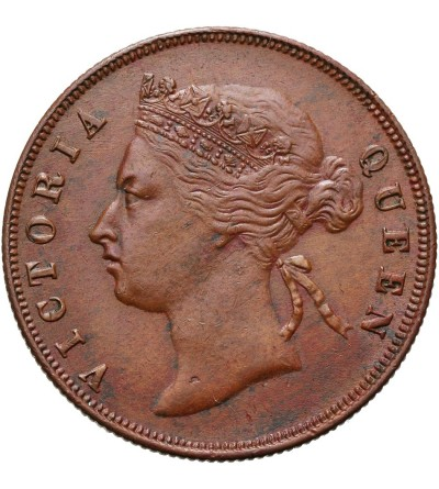Straits Settlements Cent 1901