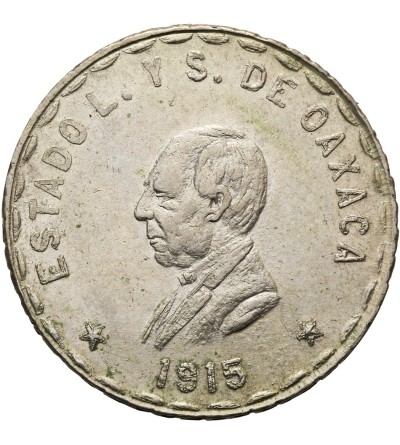Mexico - Oaxaca Peso 1915