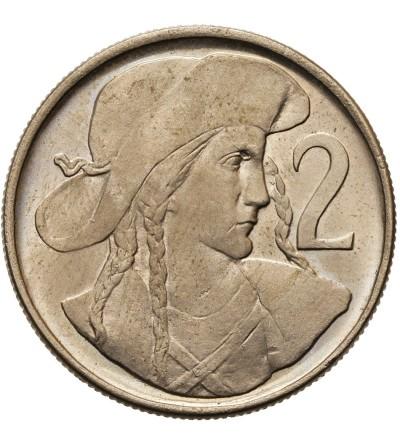 Czechosłowacja 2 korony 1947