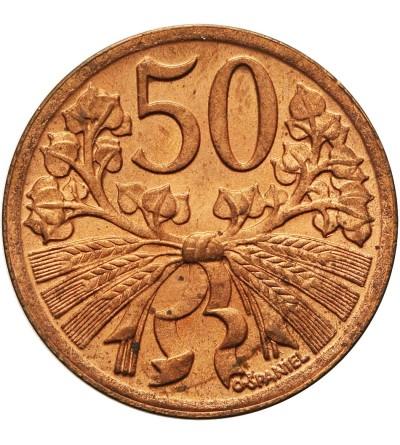 Czechosłowacja 50 Halerzy 1947