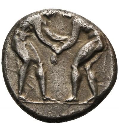 Pamfilia. Aspendos. AR Stater ok. 400-380 p.n.e.