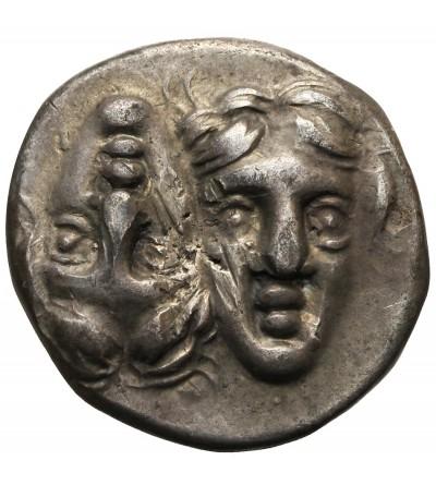 Tracja. Istros. AR Stater ok 400-350 p.n.e.
