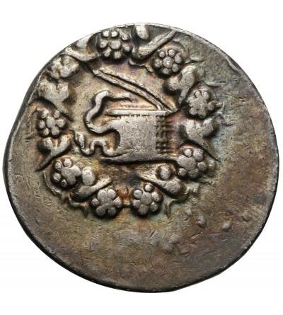 Asia Minor. Mysia - Pergamon. AR Cistophoric Tetradrachm 85/76 BC