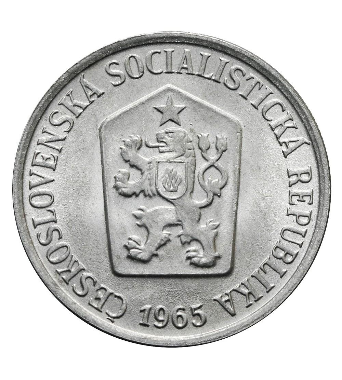 Czechoslovakia 10 Haleru 1965