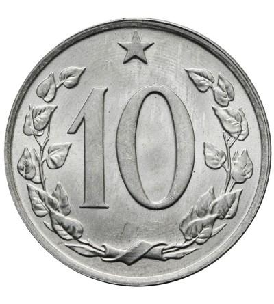 Czechosłowacja 10 Halerzy 1965