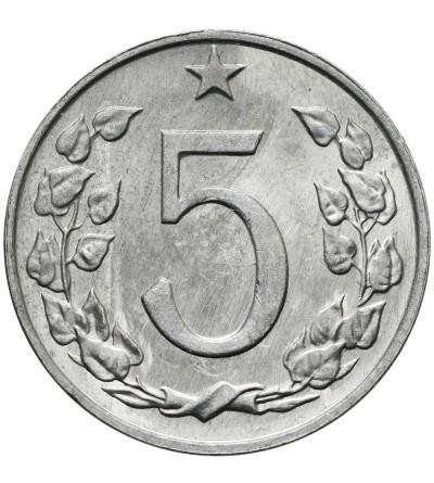 Czechosłowacja 5 Halerzy 1962