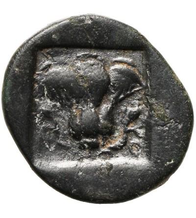 Karia. Rodos. AE 12 mm, ok 166-88 p.n.e.