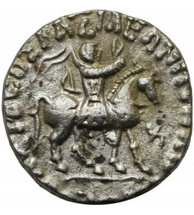 Indo-Scithian kings of Baktria, Tetradrachm, Azes, ca 58-12 BC